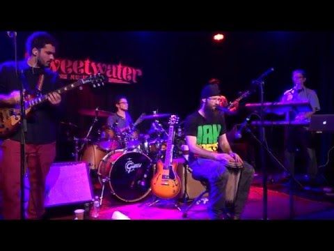 Harrison Stafford and The Professor Crew 'Groundation Chant' Sweetwater Mill Valley Jan 16 2016