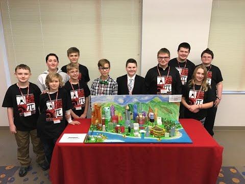 STEM Club Future City Trip 2016-17