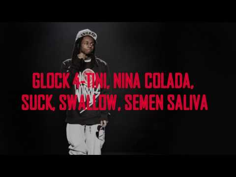 Lil Wayne - Gucci Gucci (Lyrics)
