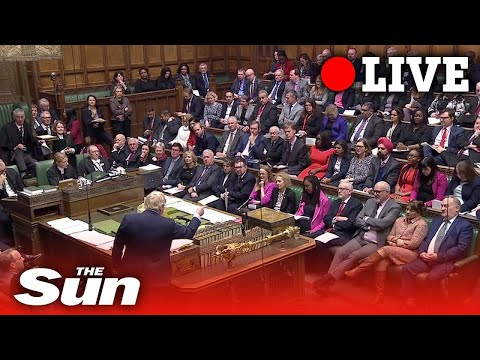 PMQs - Boris Johnson takes questions in parliament   LIVE