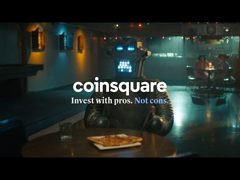 Coinsquare: Is this robot selling you Bitcoin?