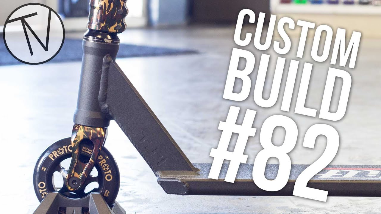 Custom Build #82 │ The Vault Pro Scooters - YouTube