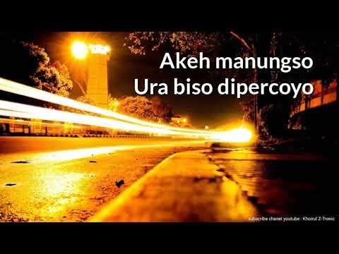 Story WA ( Amanah Dihianati )
