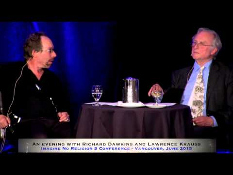 INR5: Dawkins & Krauss Conversation