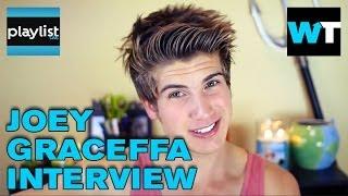 Joey Graceffa Answers Fan Questions | Playlist Live 2014