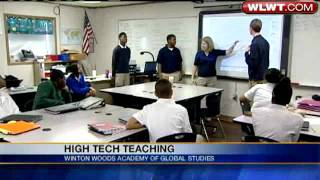 Students Say Technology Helps In Classroom