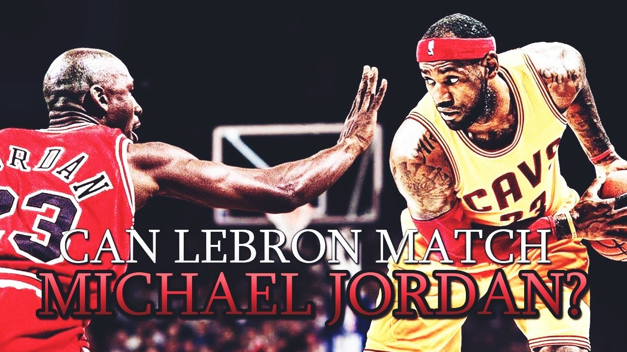 site réputé c138f 9877d How Lebron James Can PASS Michael Jordan as GOAT of The NBA!