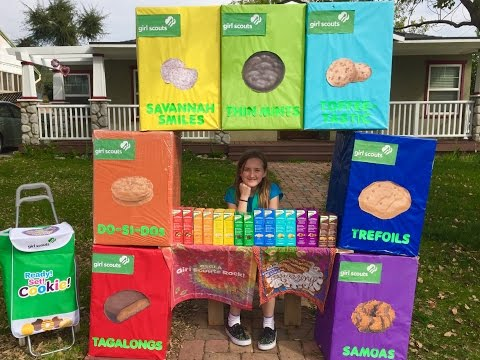 You're Welcome! - Girl Scout Cookies