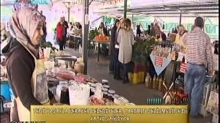 Trt okul kadın üretici pazarı