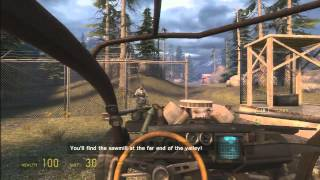 Xbox 360 Longplay [146] The Orange Box - Half Life 2 Episode 2 (part 2 of 2)
