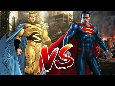 Superman VS Sentry | Who Wins?