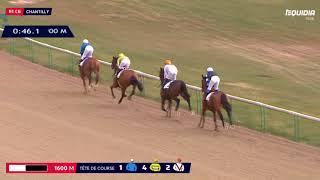 Vidéo de la course PMU PRIX MONTJEU