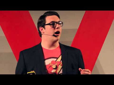The dark foe of geek culture | Nathan McDonagh | TEDxYouth@TheSpire