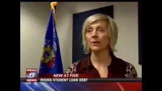Institute for One Wisconsin on Student Loan Debt - WEAU