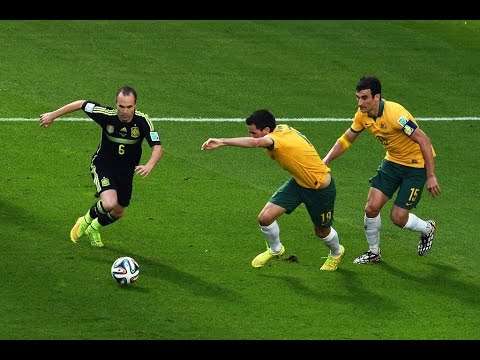 Andrés Iniesta - The Hero of Barcelona | Magic Skills & Passes & Goals || HD