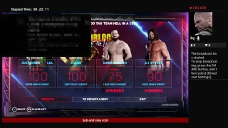 Wwe 2k18 with gamin detective