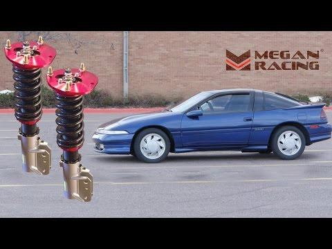 Project Eclipse: Megan Racing Coilovers - DSM