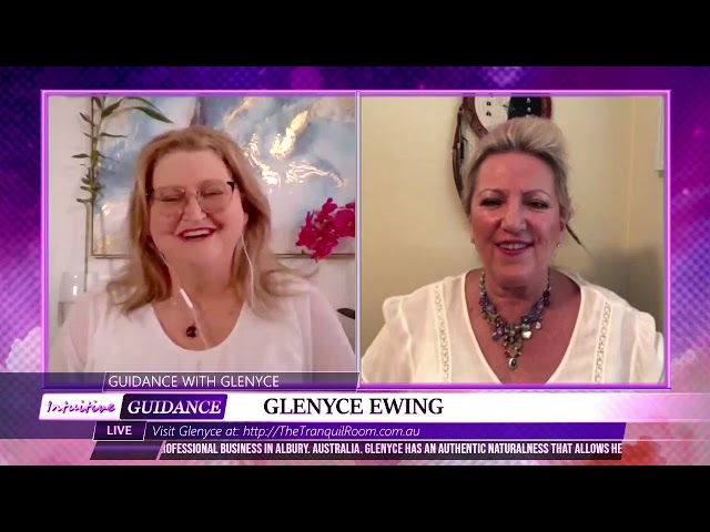 Guidance with Glenyce - May 21, 2020