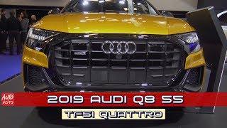 2019 Audi Q8 55 TFSI Quattro - Exterior And Interior - 2019 Montreal Auto Show