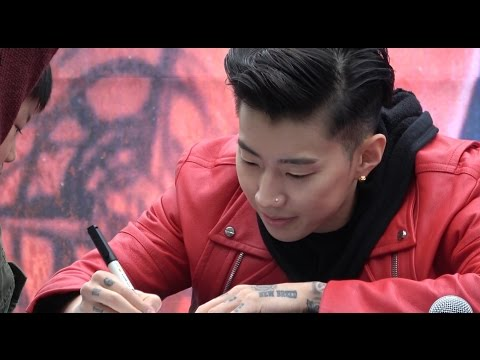161106 EVERYTHING YOU WANTED 팬 사인회(M2U RECORD) - JAY PARK / 박재범