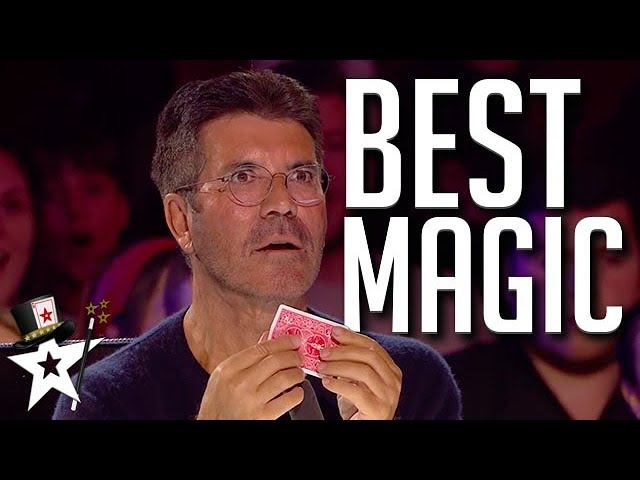 All Best Magicians on Britain's Got Talent 2020