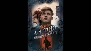 """TEXTSCHNIPSEL FÜR DIE  OHREN  Jo Schuttwolf liest aus """"A. S. Tory und die verlorene Geschichte"""""""