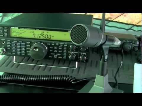 JOTA 'Jamboree on the air' 2011 Melbourne Electronics & Radio Club