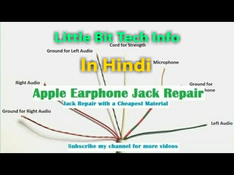 apple iphone earphones \u0026 earpods jack repair headphone repair Bluetooth Wire Diagram