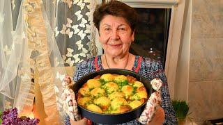 Рецепт ПОДСЛУШАЛА в МАРШРУТКЕ ШОК Теперь готовлю это каждый день на УЖИН Семья в ВОСТОРГЕ