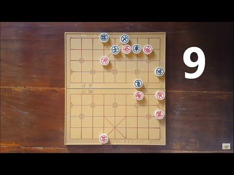 Giải cờ thế cực hay- Thế số 9- Thí quân ảo diệu thế rất hiểm