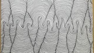 Trippy Wavy Lines