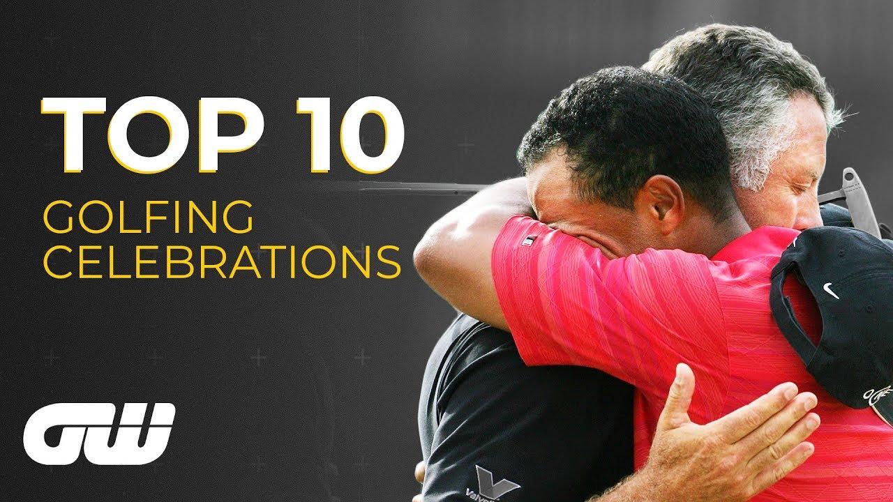 Download Top 10: GOLFING CELEBRATIONS | Golfing World