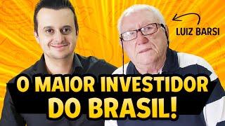 Baixar O VÍDEO MAIS IMPORTANTE DA MINHA VIDA! PORQUE INVESTIR NA BOLSA COM A LENDA: O SR. LUIZ BARSI FILHO!