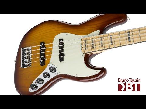 Fender Jazz Bass V American Elite /// Test Complet
