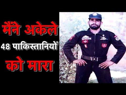 48 पाकिस्तानियों को अकेले मारने वाले 'महावीर' से मिलिए | Bharat Tak