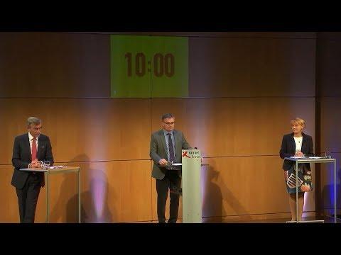 Körber Debate: Wie viel muss Deutschland für Verteidigung ausgeben?