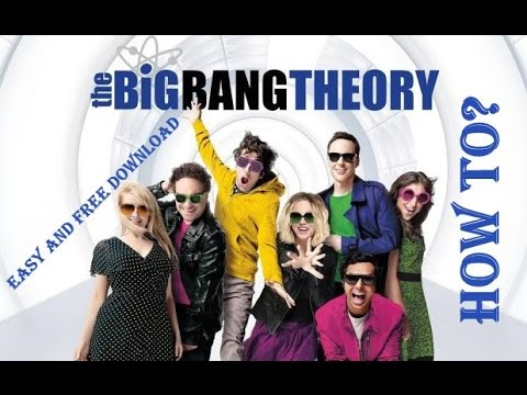How to download the big bang theory all seasons hd ( free ) youtube.