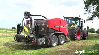 AgriLand talks baler-wrappers: Changing to a new breed of 'combi' in Co. Laois