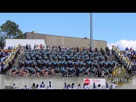 "Southern University Human Jukebox 2014 ""Nobody Does It Better"""