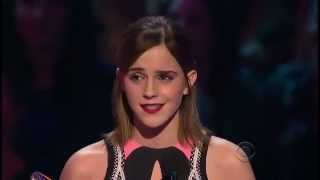 People's Choice Awards  2013 Favorite Dramatic Movie Actress : Emma Watson