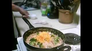 Cooking With Mr. Starbird - Orzo Risotto