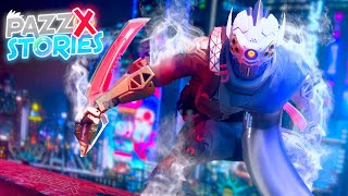 LE VERE ORIGINI DI KONDOR 🎬 FILM 🎬 Fortnite Stories Pazzox