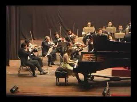Concierto para piano y orquesta Nº 5 de Beethoven - 1er mov