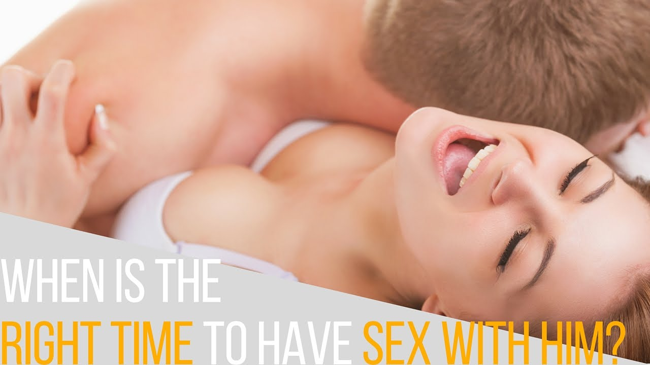 How long to wait to have sex with a guy