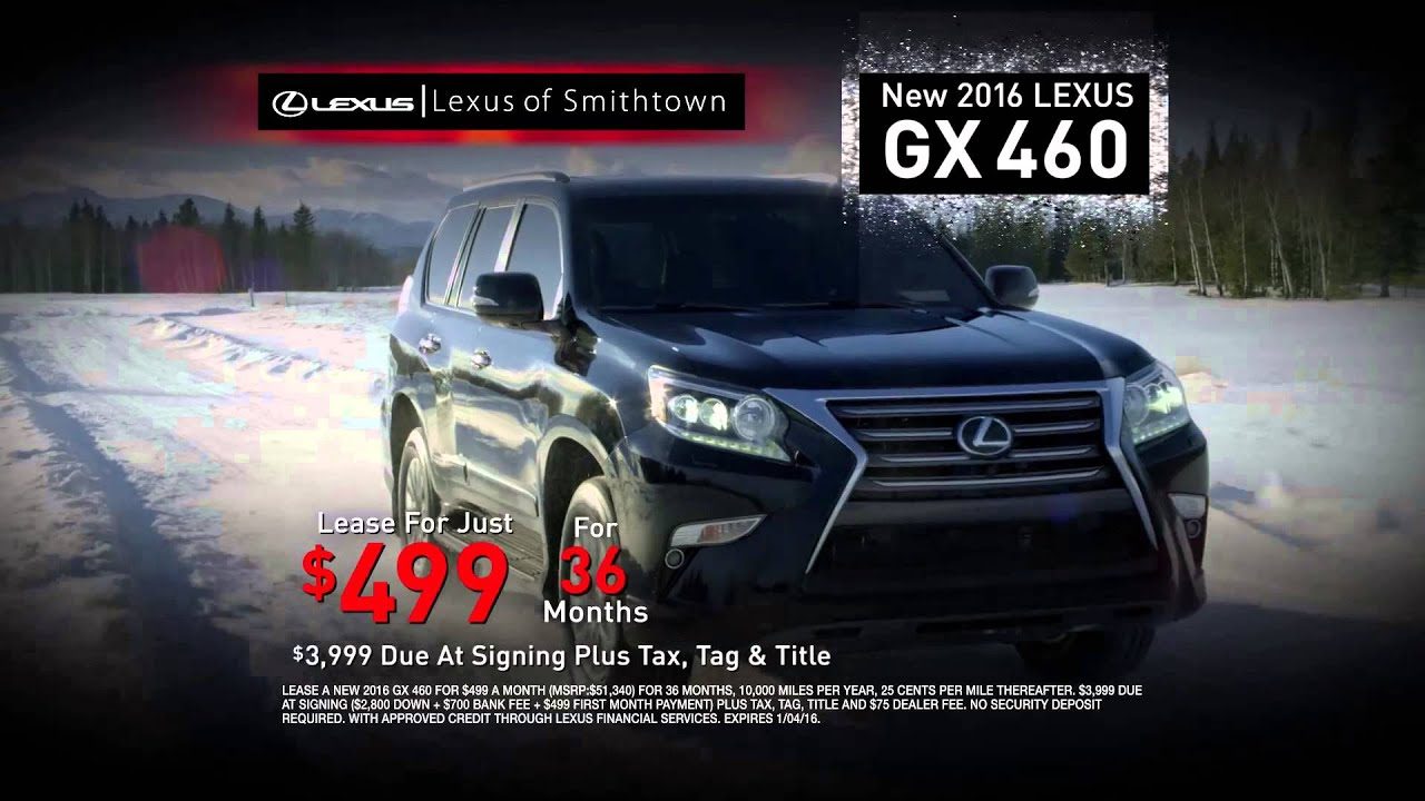 2016 Lexus GX 460 Lexus of Smithtown