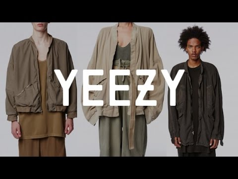 Kanye West's Yeezy Season 3 Apparel Review And Unboxing By @9andAhalf 7 The Restock