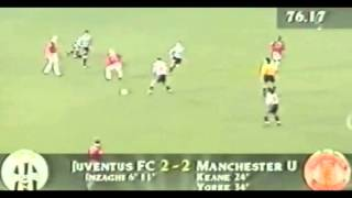 Download Video Paul Scholes vs Juventus MP3 3GP MP4