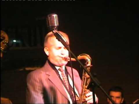 Scott Hamilton Quartet And Jam Session in Ufa  Jazz Club Ufa