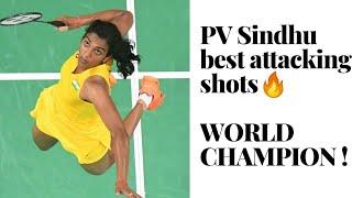 PV Sindhu best rallies ,attacking shots