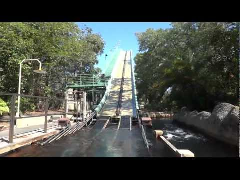 Tidal Wave at Busch Gardens, Tampa